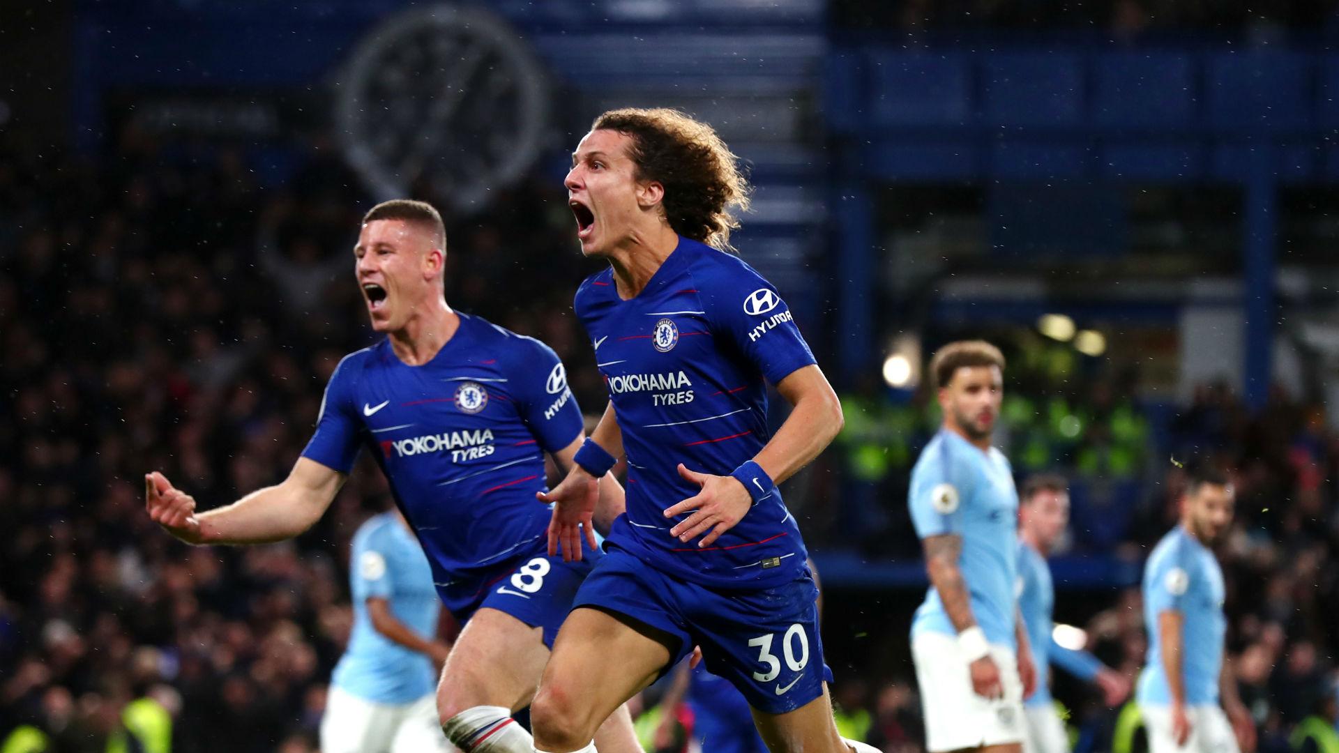 Chelsea humility key to beating Manchester City, says David Luiz