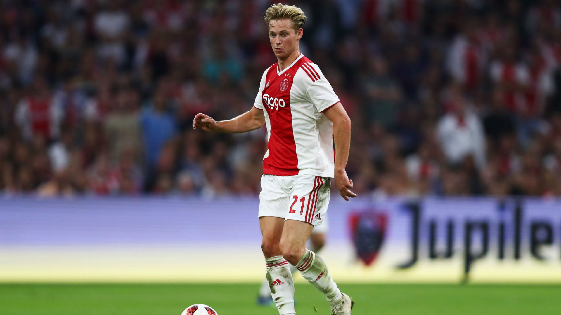 Salihamidzic: De Jong is on Bayern's radar