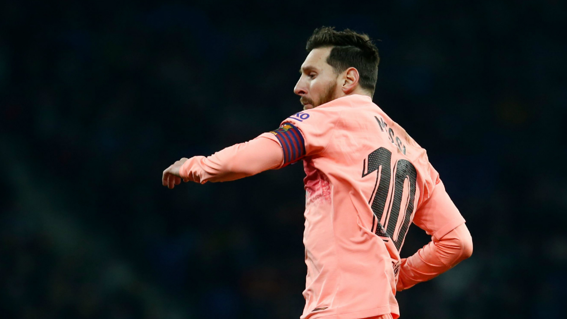 Messi makes more LaLiga history with goals record