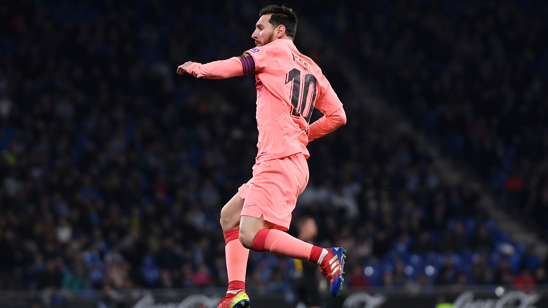 Messi: I needed some luck with free-kicks