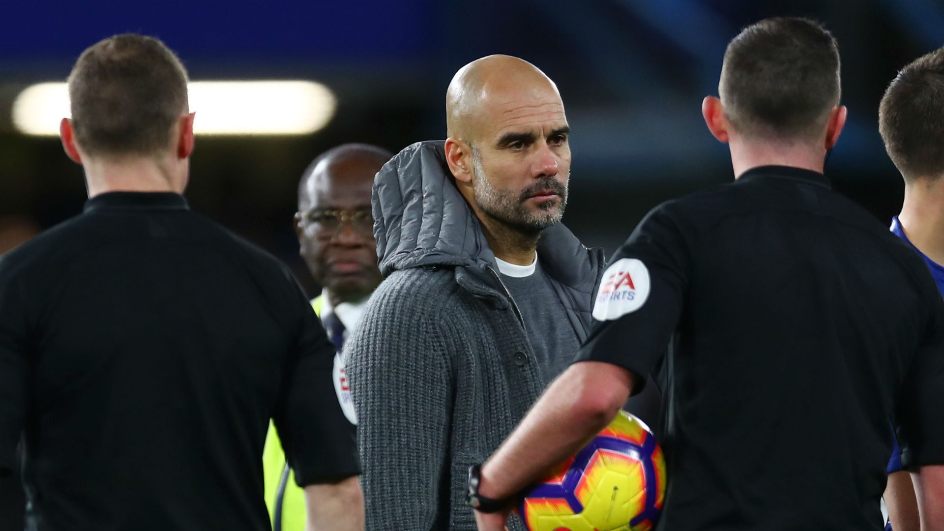 We are here to be champions, not invincibles – City boss Guardiola bullish after first defeat