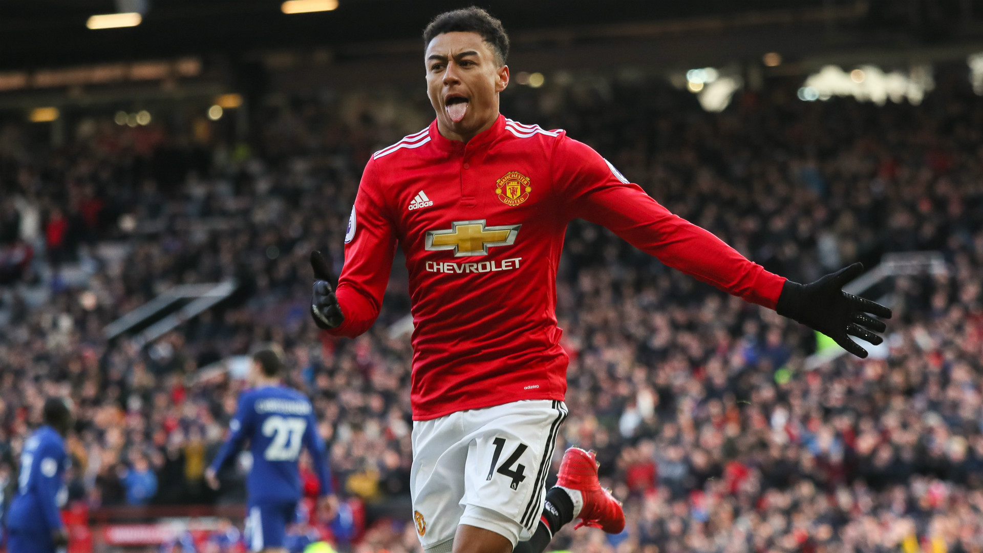 Manchester United 2 Chelsea 1 Lukaku And Lingard Plete