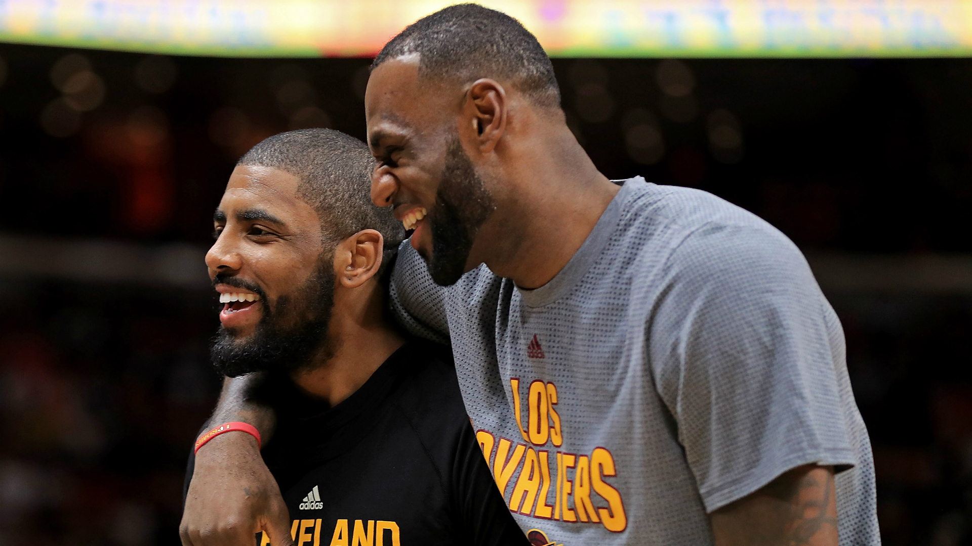 3c148adc5 LeBron James was against trading Kyrie Irving, report says ...
