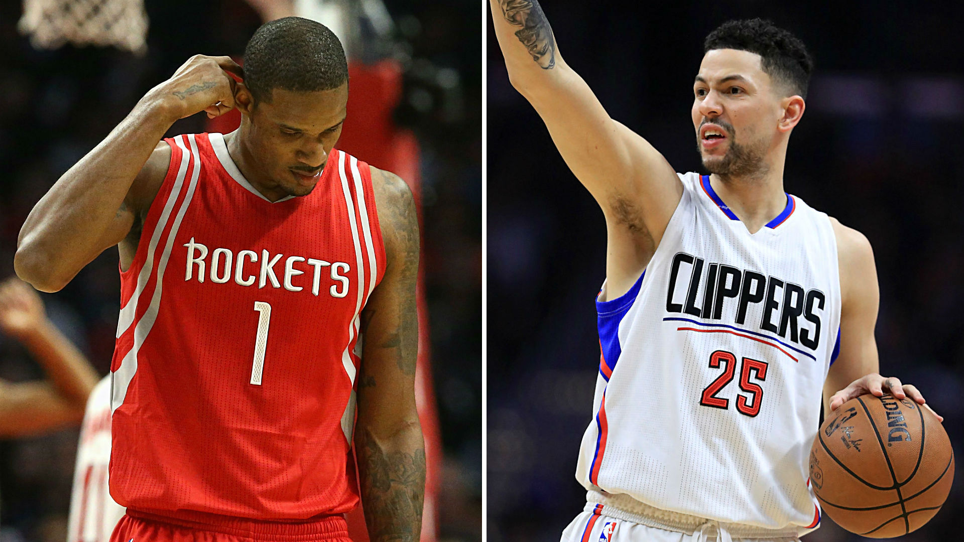 Austin Rivers Trevor Ariza And I Have No Problems After Talk