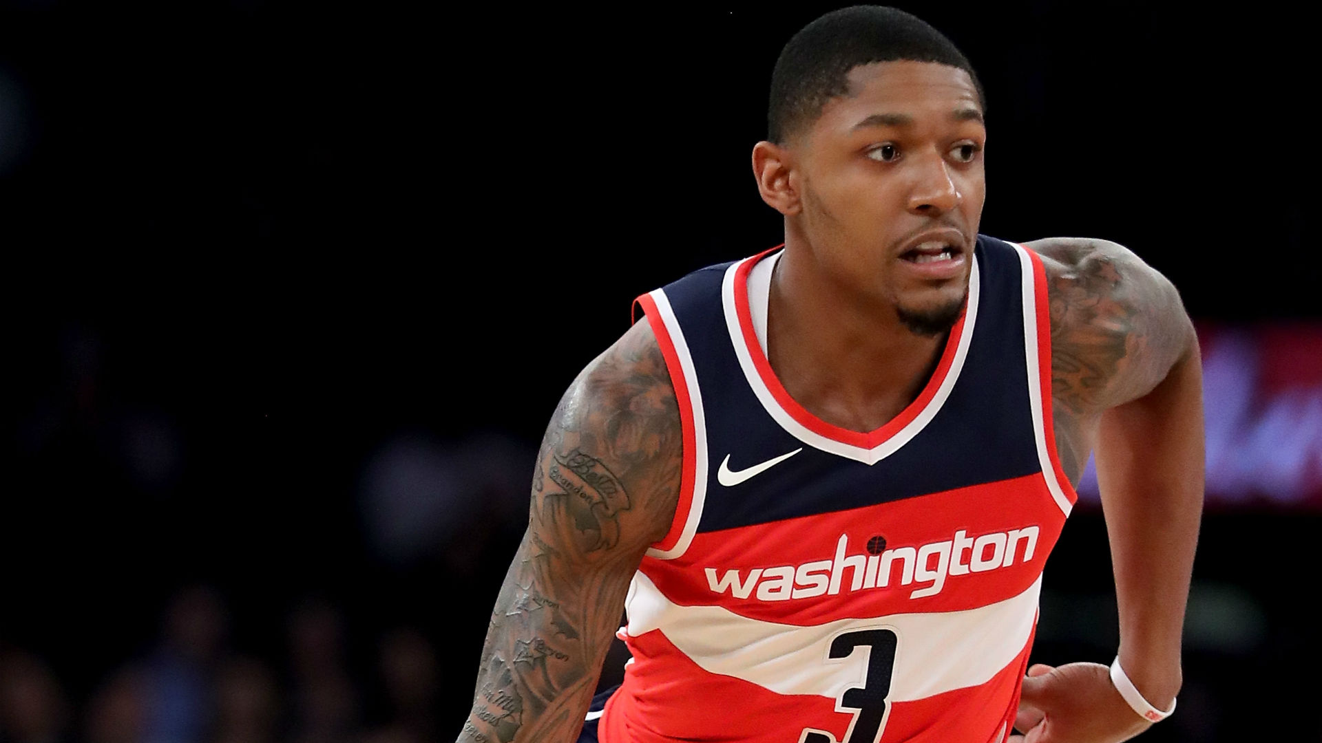 reputable site d3762 8e37b NBA wrap: Bradley Beal, Kelly Oubre Jr. lead Wizards past ...