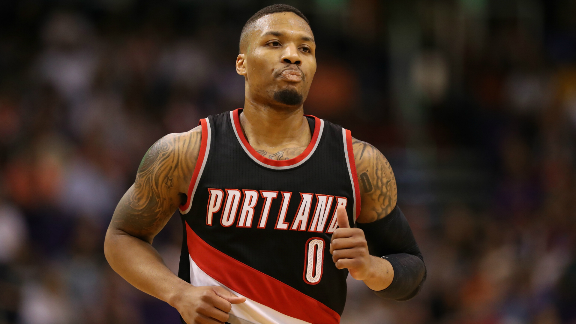 size 40 3a6c8 cc4dc Damian Lillard disappointed in Russell Westbrook's negative ...