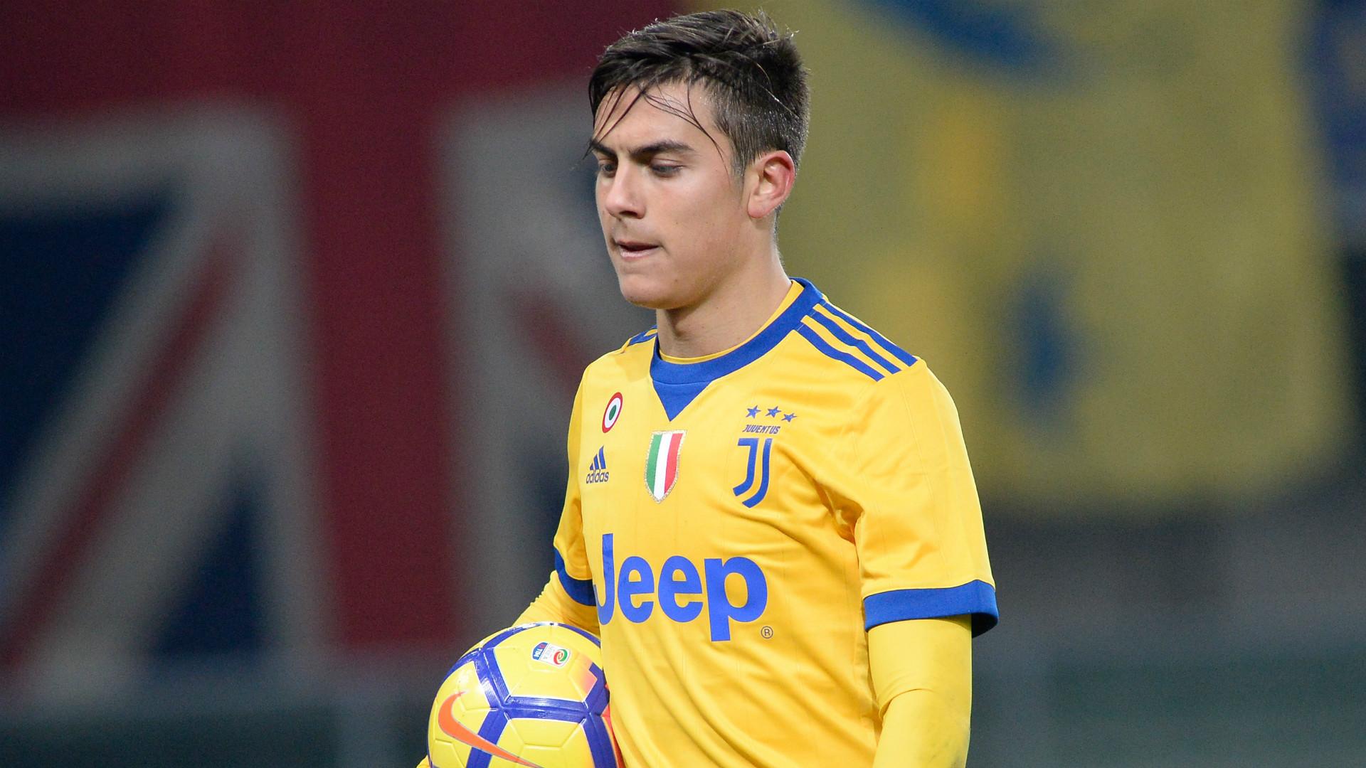 the best attitude ea5f7 2334e Tests confirm thigh flexor strain for Juventus star Dybala ...