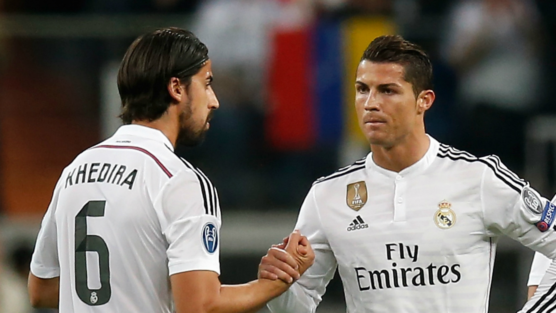 Ronaldo to Juventus: Khedira welcomes former Real Madrid team-mate