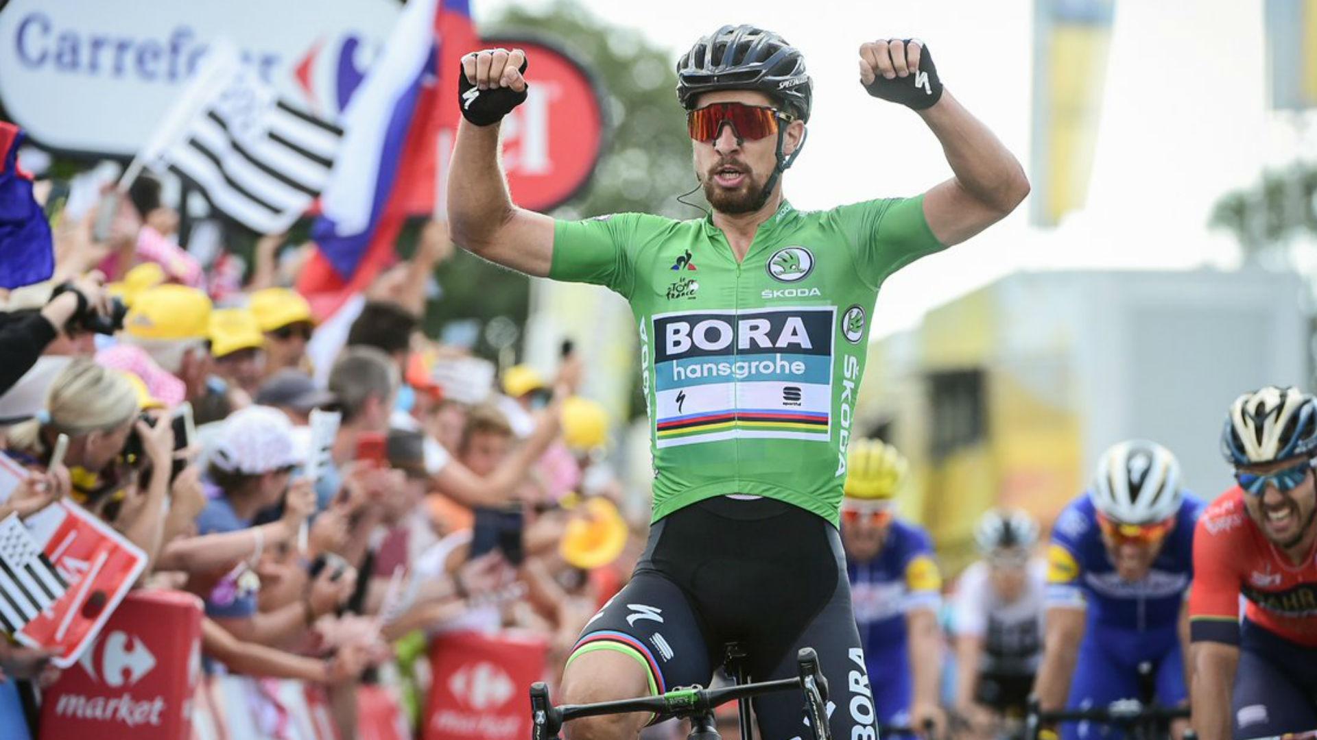 Tour de France 2018  Sprint king Peter Sagan wins Stage 5  222afaf8c