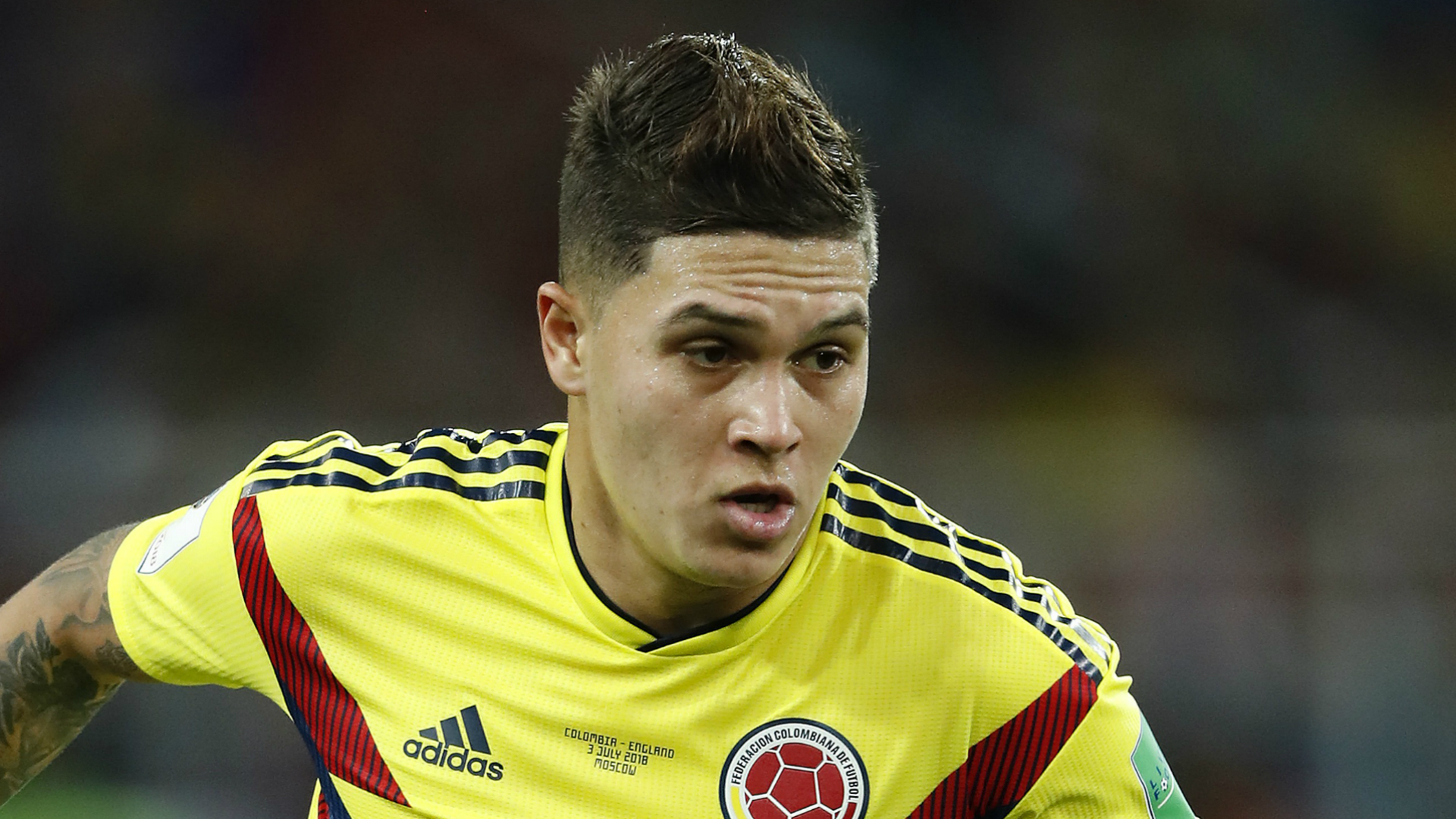 River Plate chief places €25million price tag on Quintero