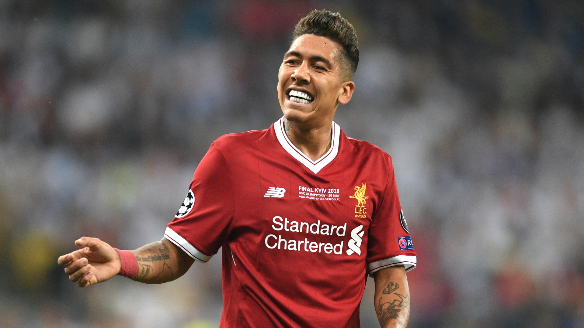 Firmino To Sit Out Liverpool's United States Tour