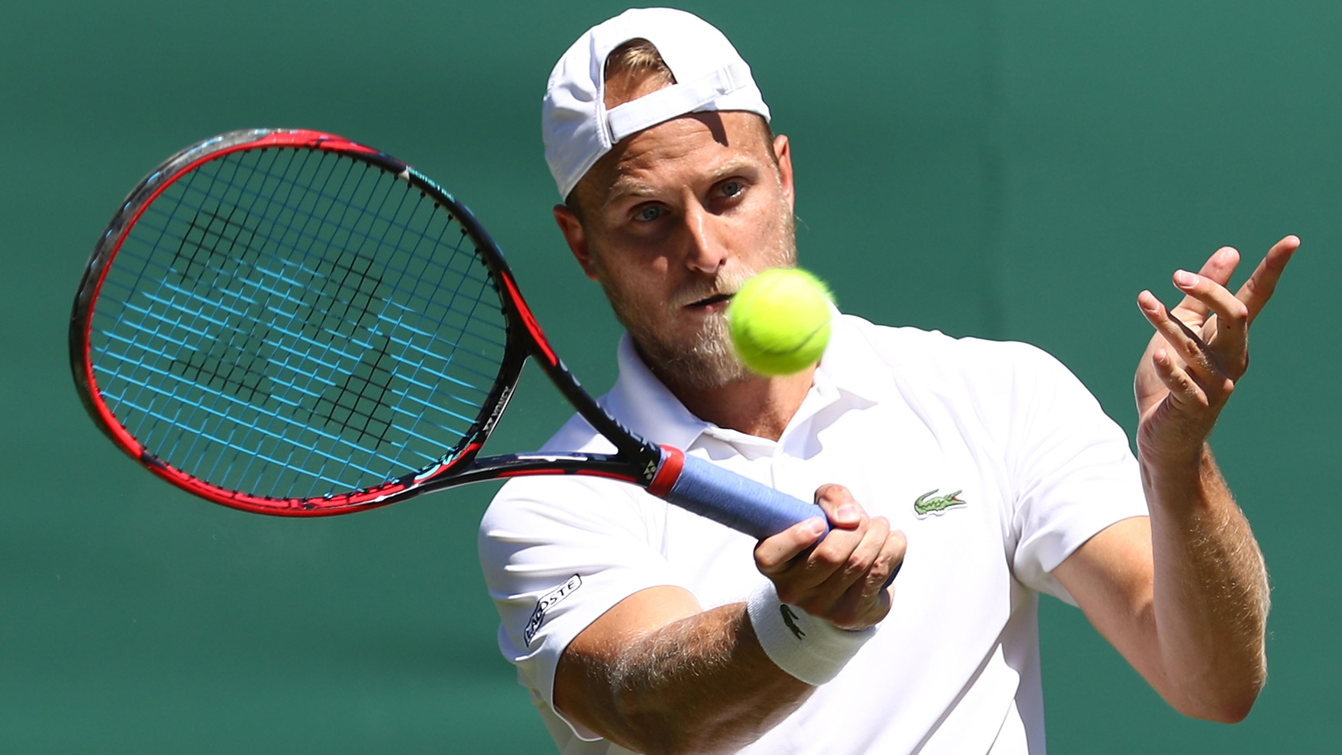 Kudla untroubled as Young bows out in Newport
