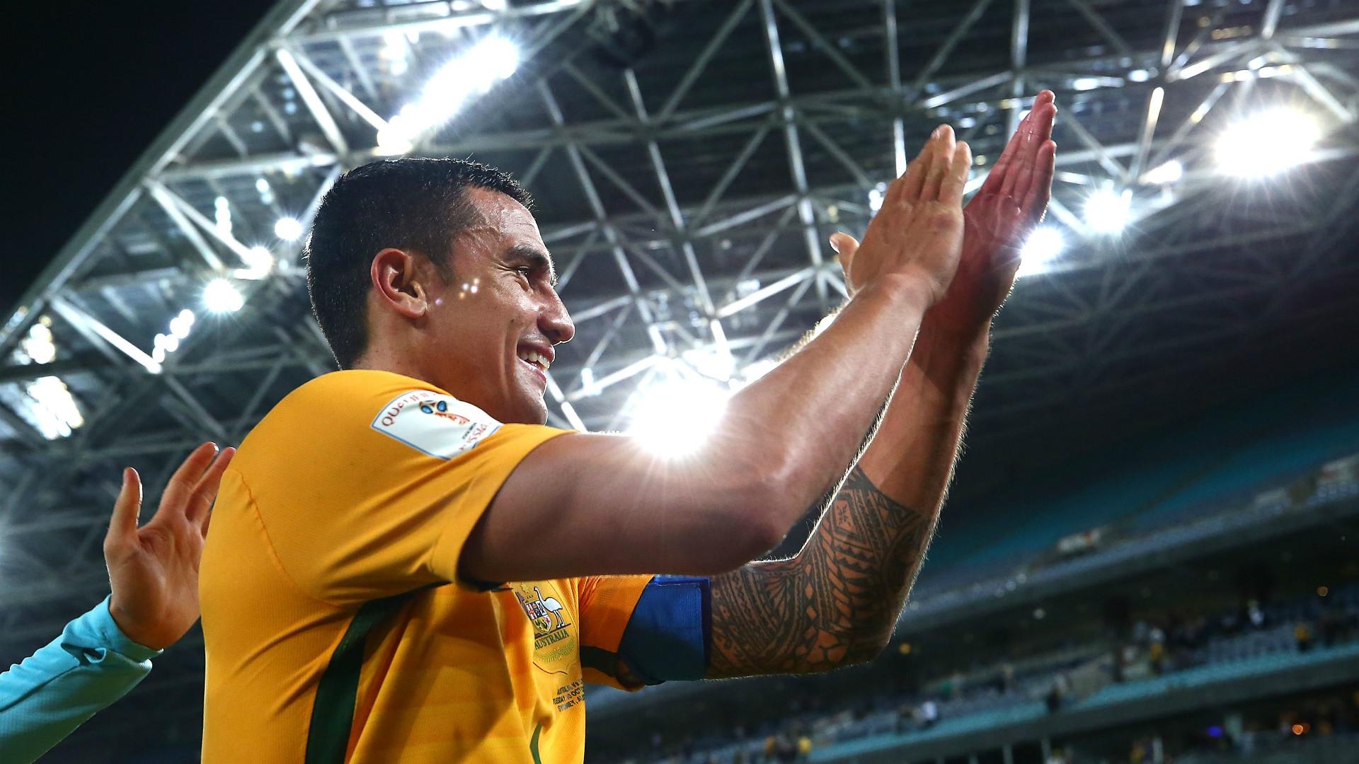 Socceroos hero Cahill retires from internationals