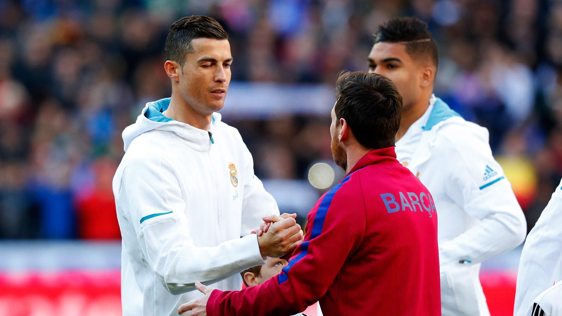 Cassano: Ronaldo like Nadal, Messi like Federer