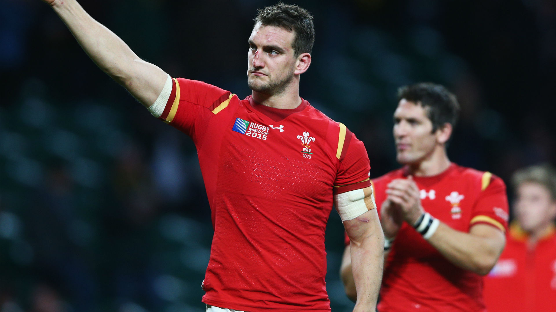 Warburton retires: Bale leads social media tributes to Welsh great