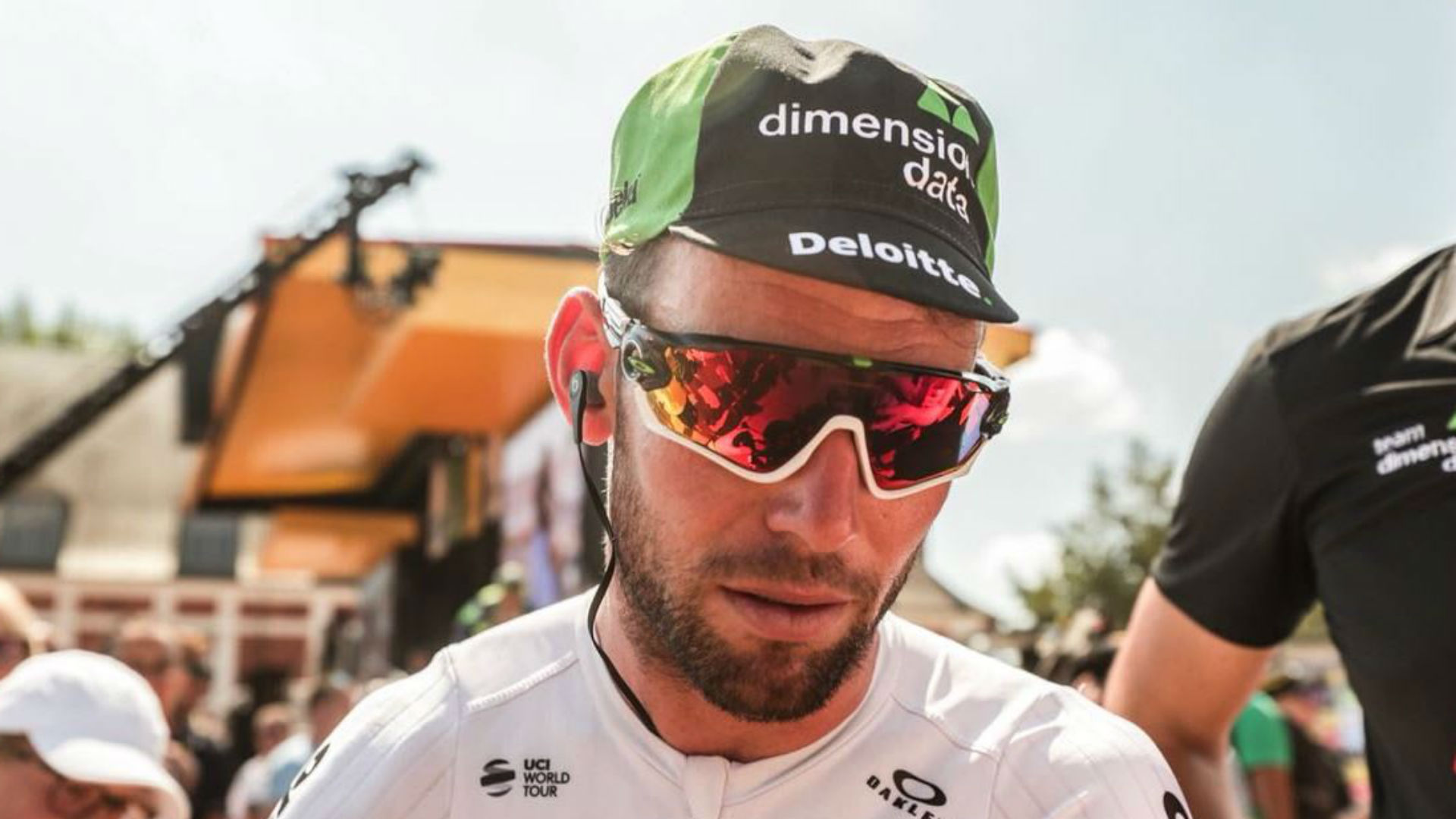 Cavendish thanks 'race that shaped career & heart' after cruel Tour exit