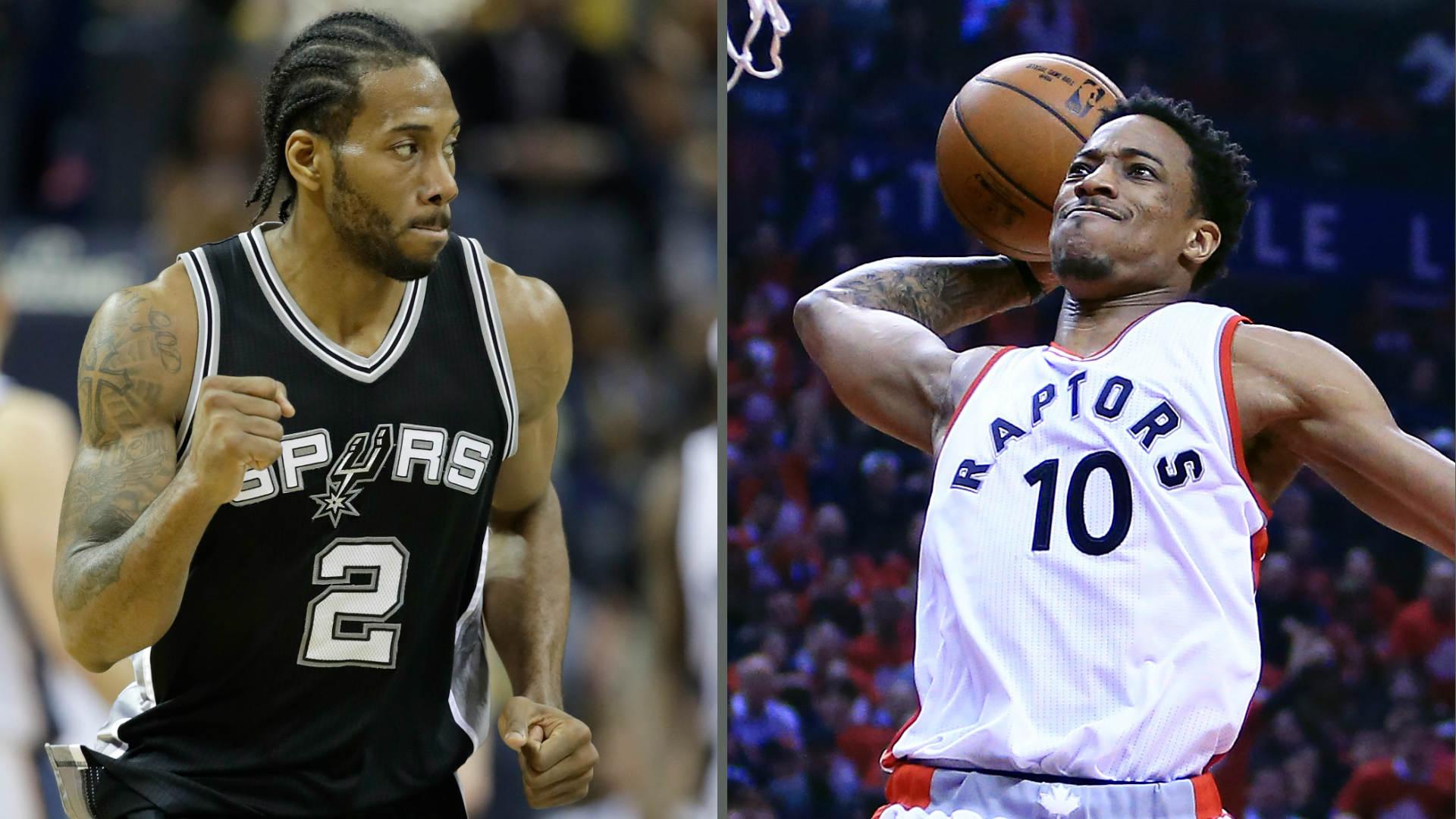 Kawhi Leonard traded to Raptors as DeMar DeRozan heads to Spurs