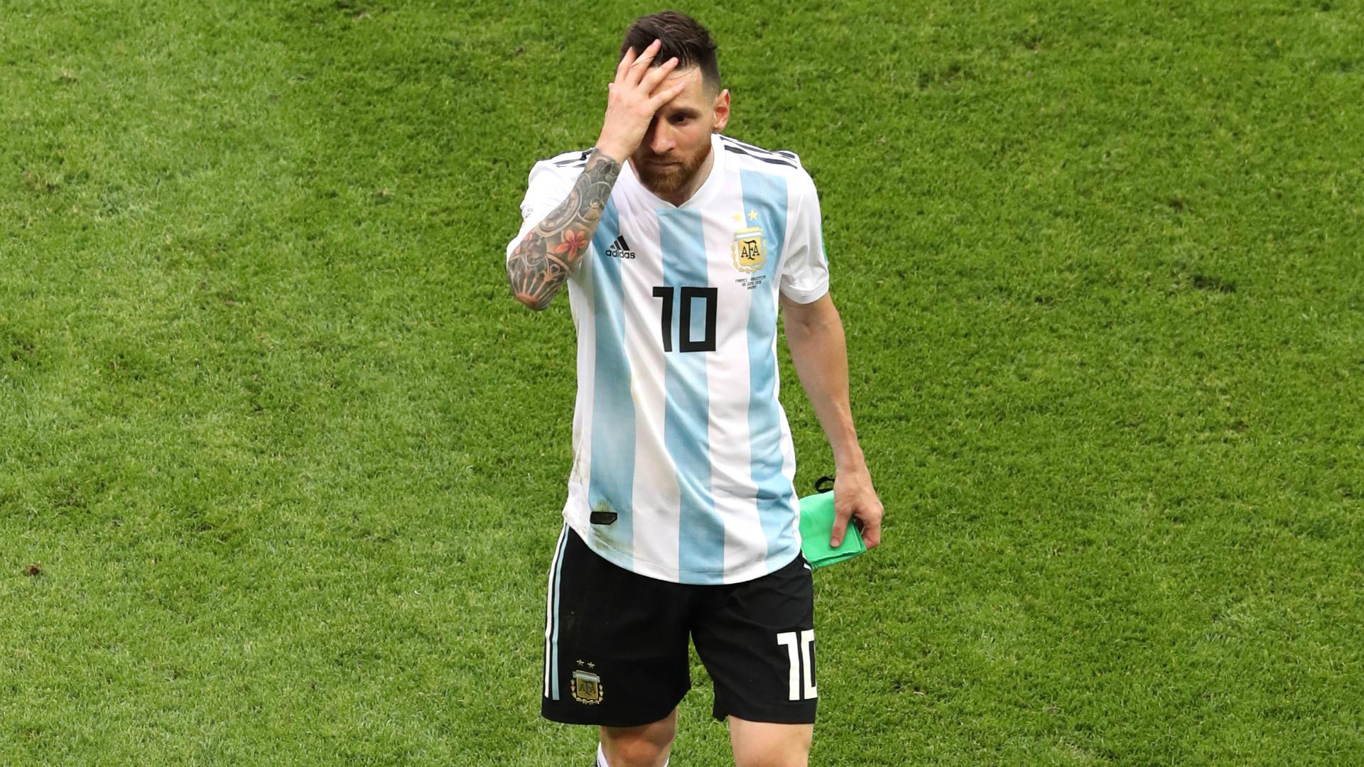 Argentina need Messi – Tevez urges Lionel not to retire