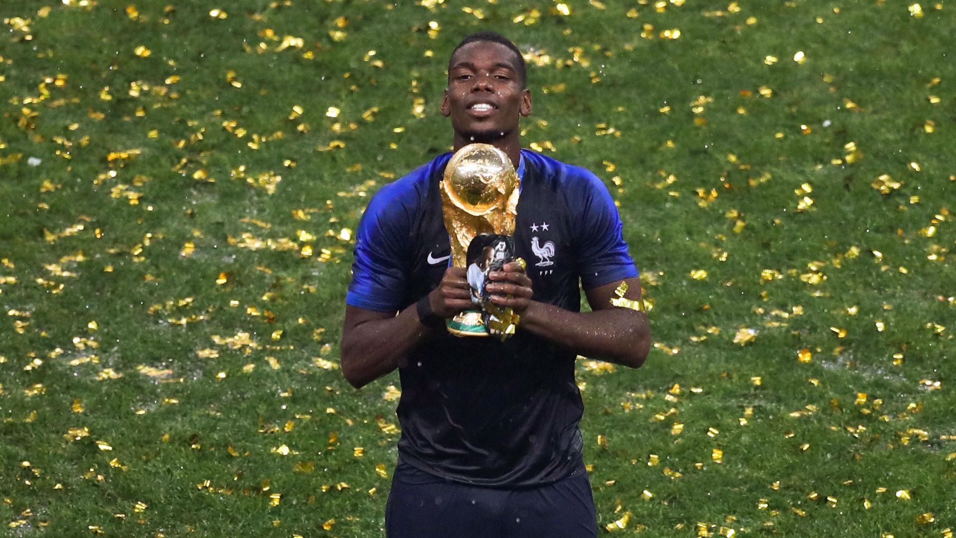 Pogba silenced his critics with World Cup displays – Ibrahimovic