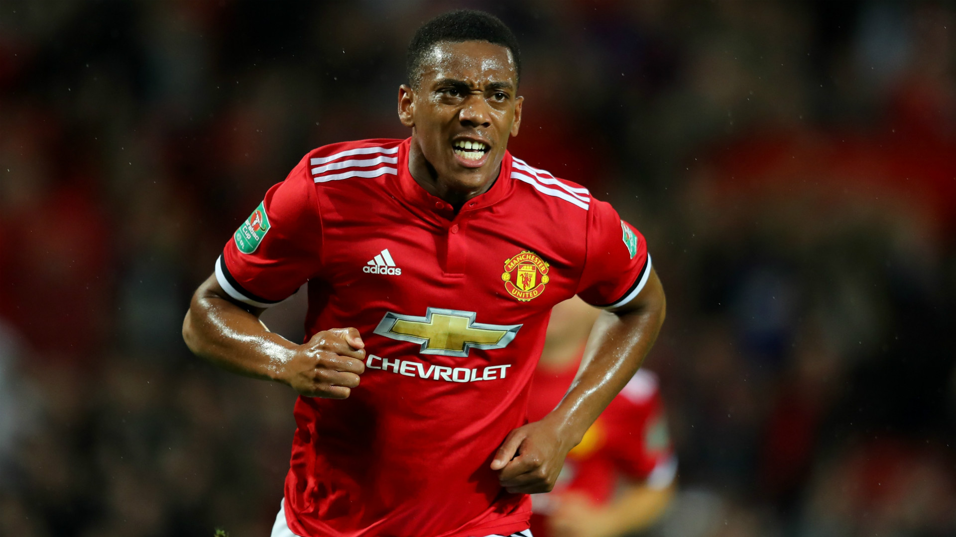 Martial Very Focused At Manchester United Herrera