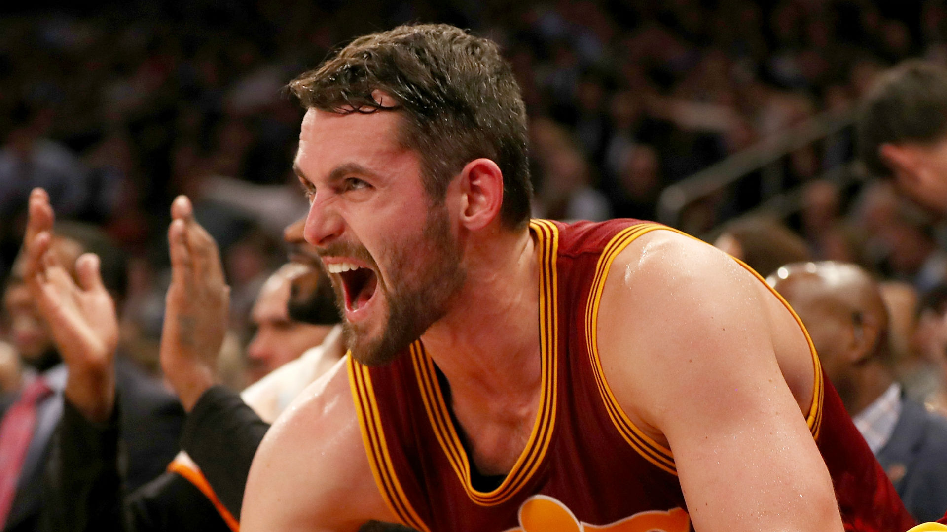 Cavs sign Kevin Love to lucrative four-year extension