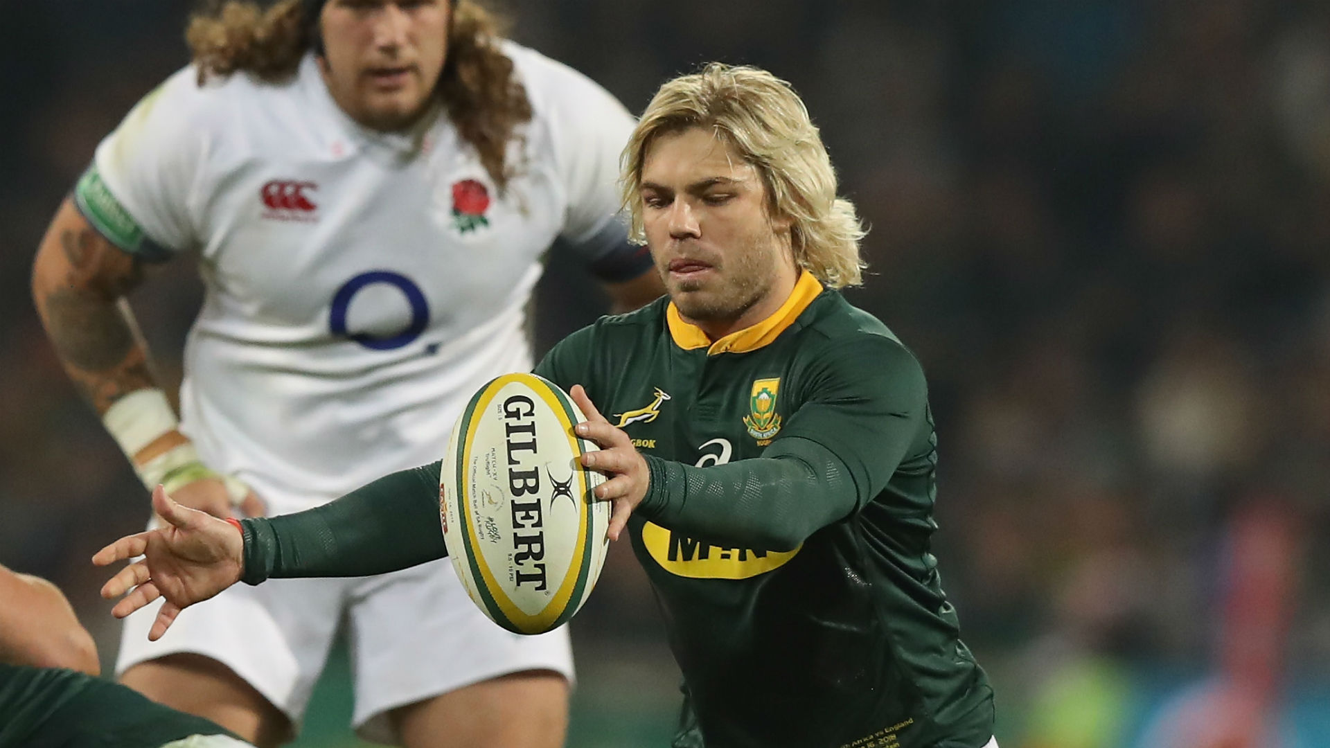 Overseas players key to South Africa resurgence, says Habana