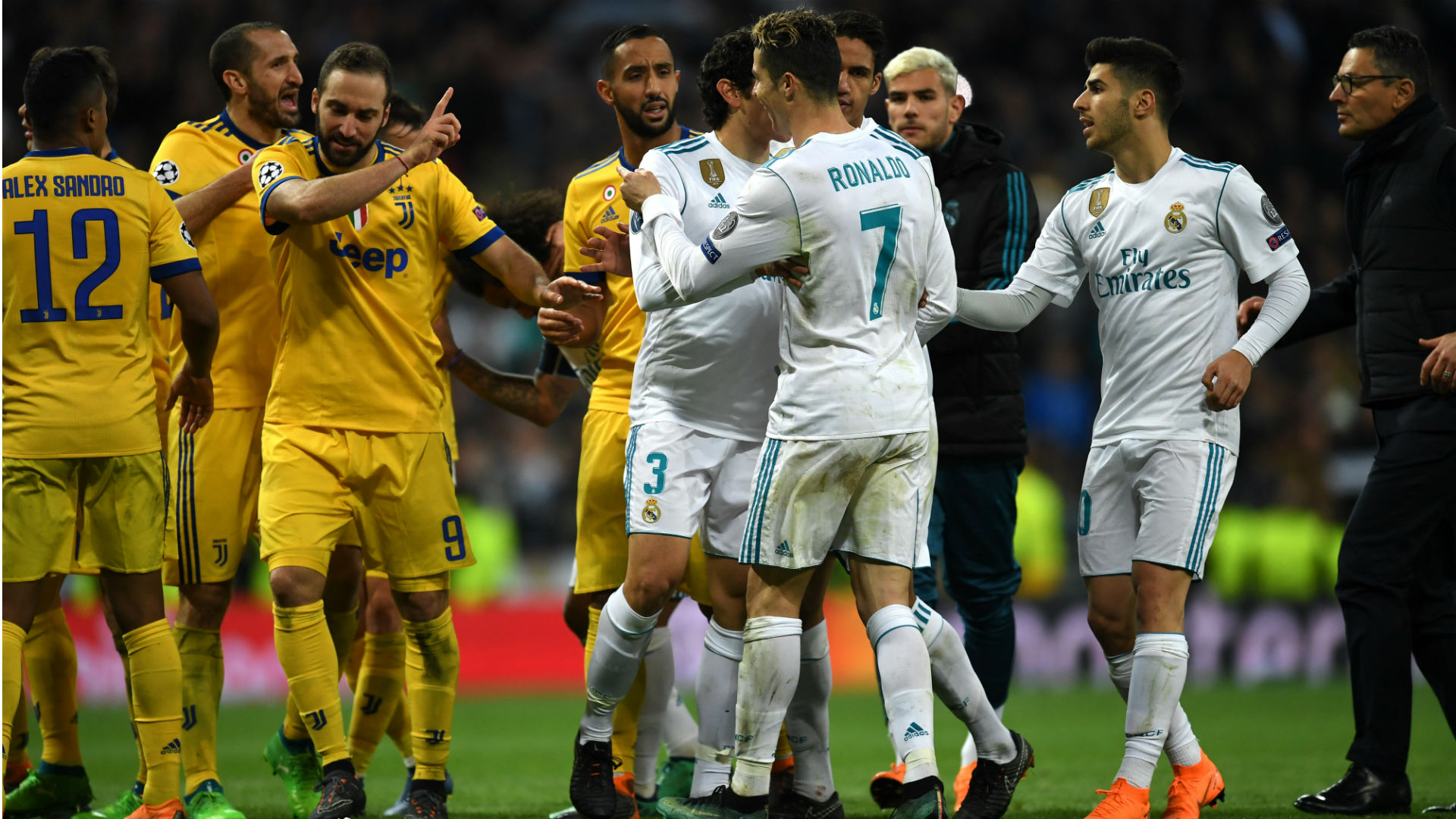 Higuain Would Wel E Ronaldo To Juventus Claims Agent