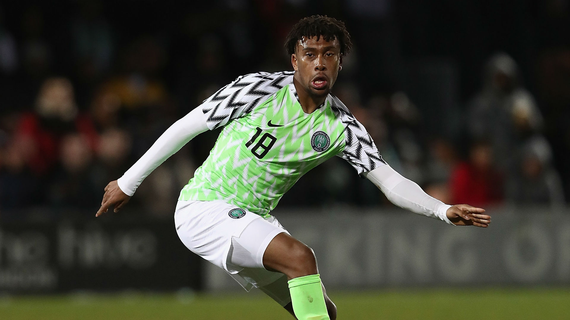 best website 42b1e 10518 Nigeria Soccer Kit World Cup 2018
