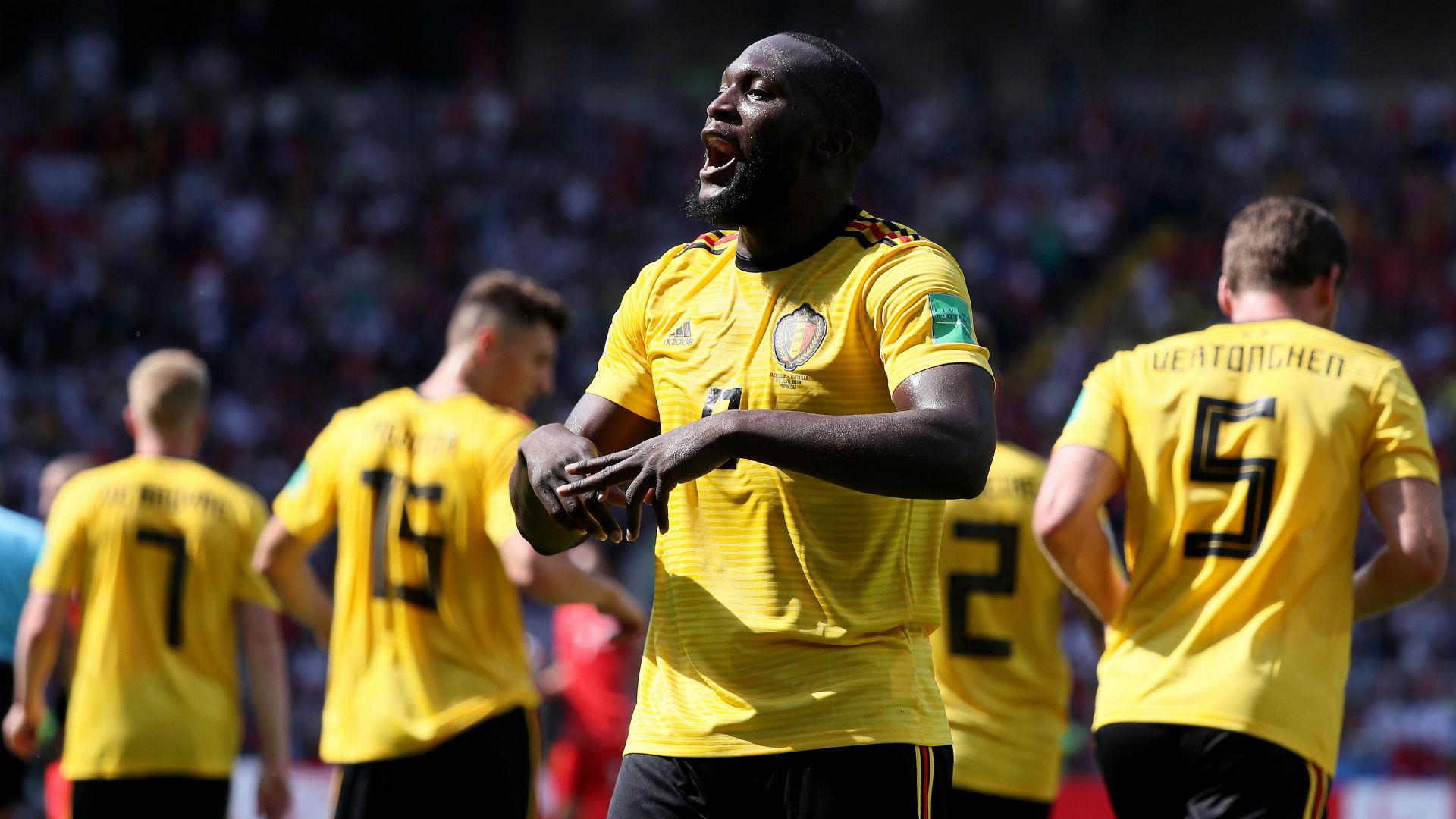 info for 79e0b ecc66 World Cup 2018: Romelu Lukaku leads Belgium to 5-2 win over ...