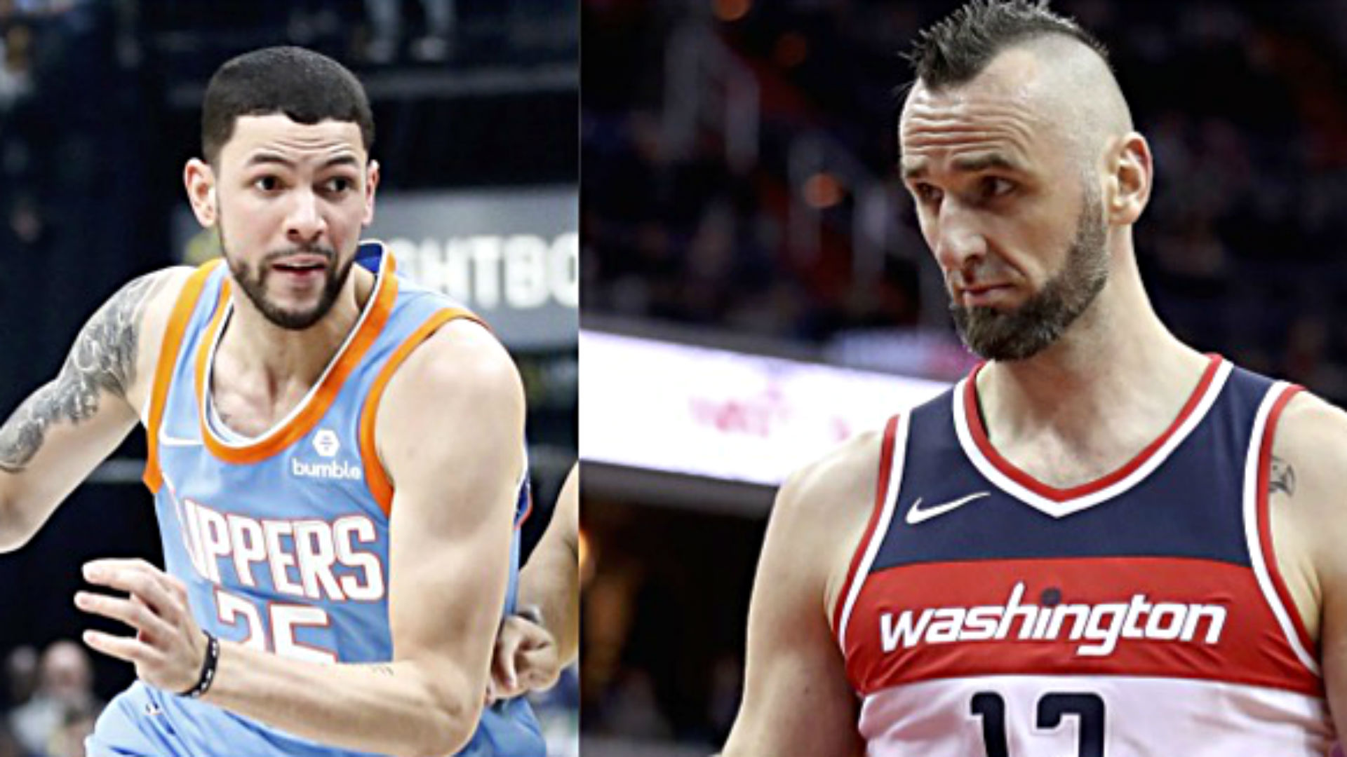 Nba Trade Rumors Clippers Send Austin Rivers To Wizards For Marcin