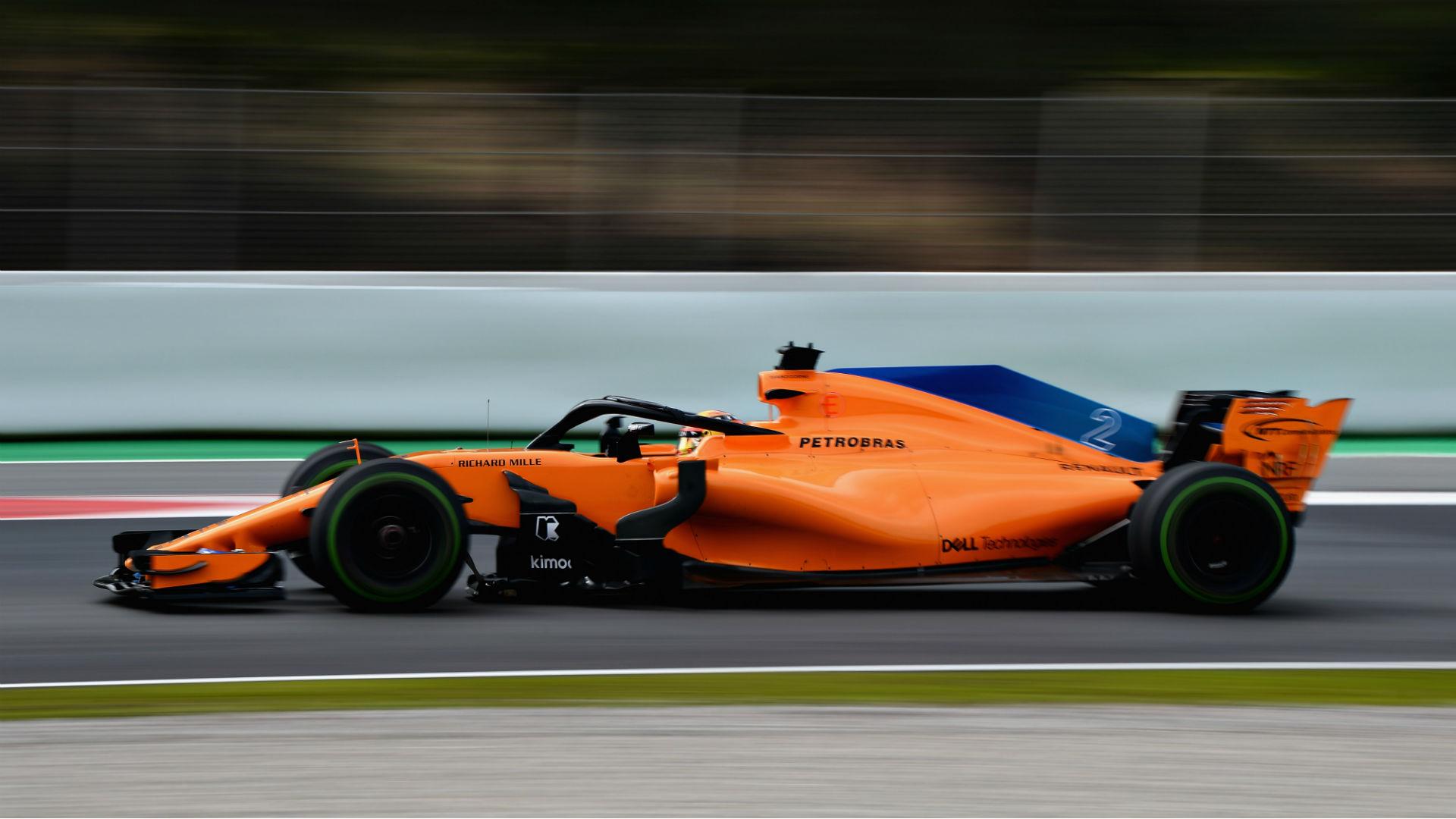 f1 2018 pre-season report: mclaren | motorsports news | stadium astro