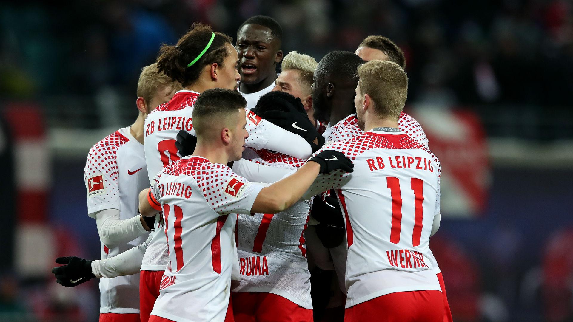 Rb Leipzig 2 Mannschaft