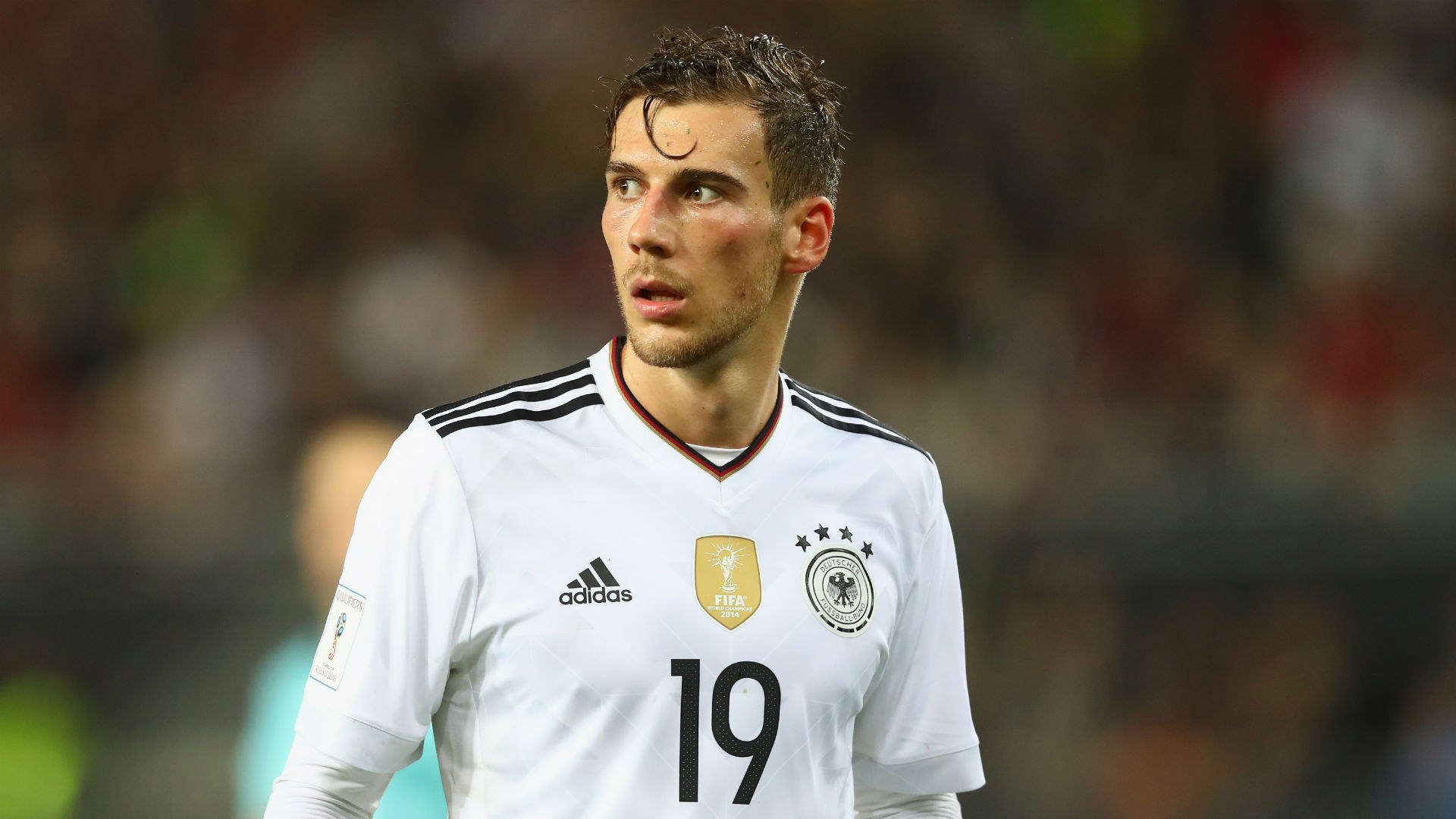 huge discount 8edee d4a18 I had to get out of my comfort zone - Goretzka explains ...