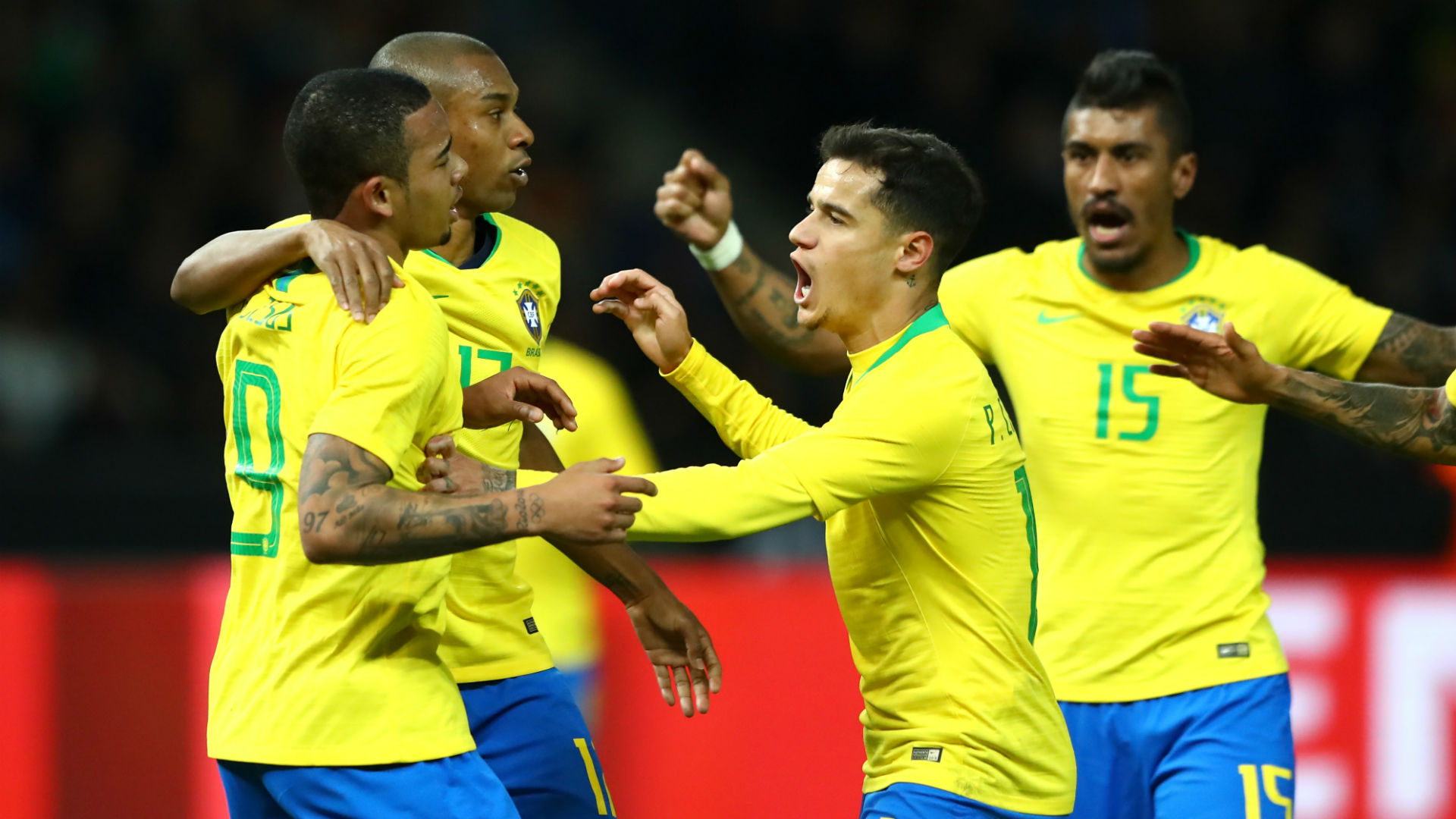 Image result for germany vs brazil 2018