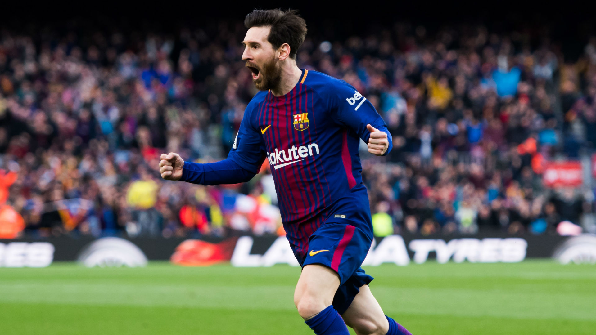 Barcelona  Atletico Madrid Th Goal Opens Up Eight Point Gap