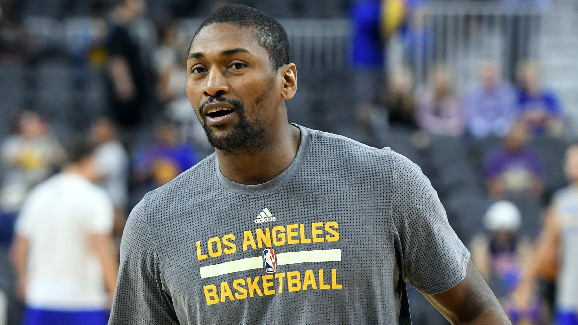 5341c01f291 Metta World Peace claims he was asked to fix games at St. John's ...