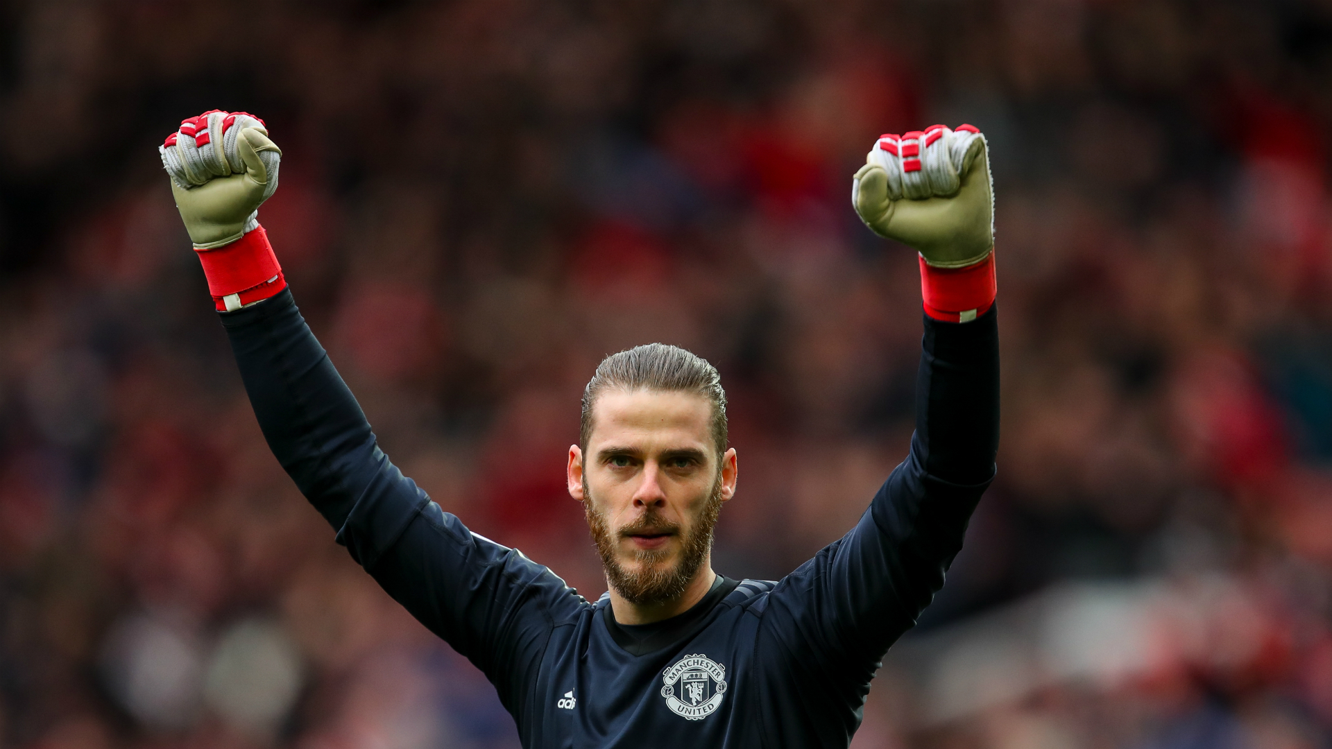 De Gea Passes Ronaldo S Manchester United Awards Record