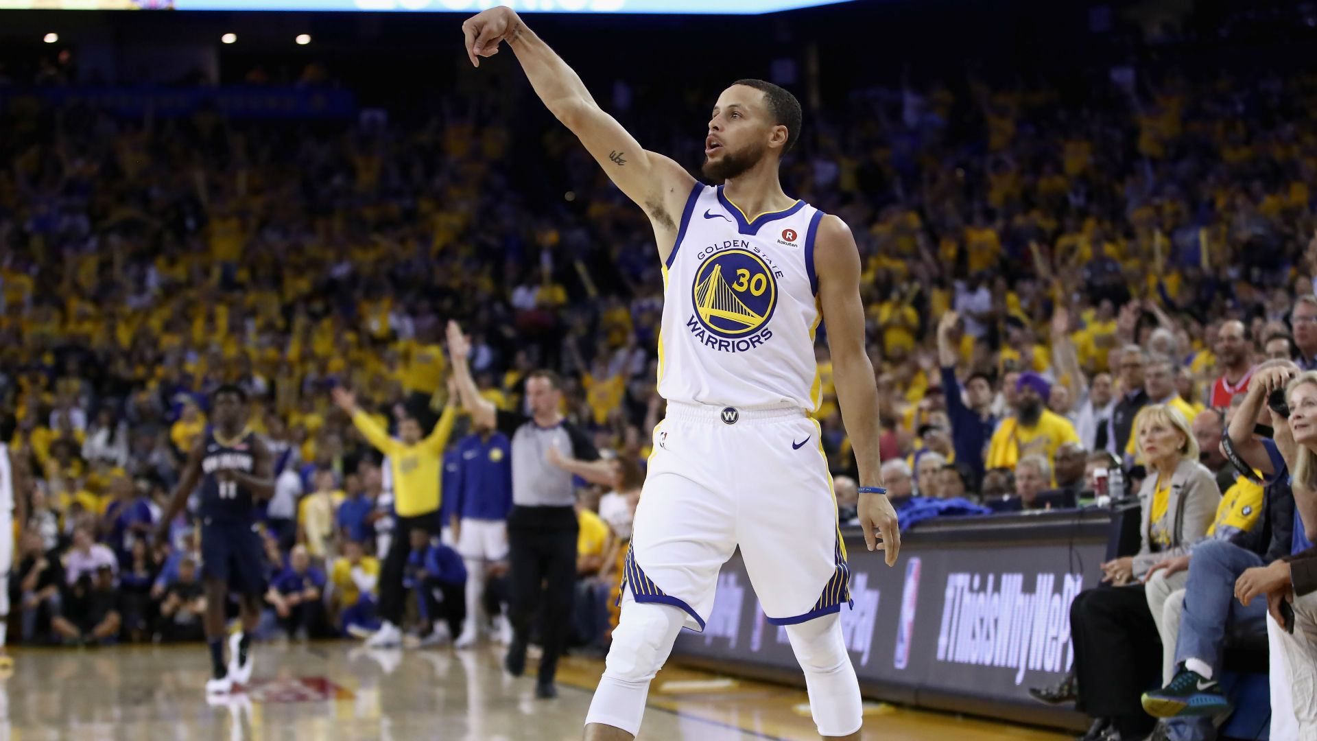 big sale 5c1db a0e9c Kevin Durant on Steph Curry: 'You see when you let the dog ...