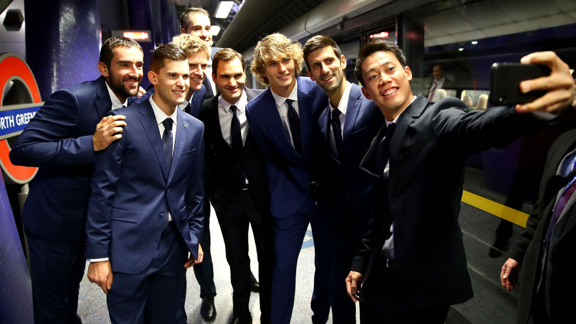 ATP Finals 2018: Profiling the eight singles contenders