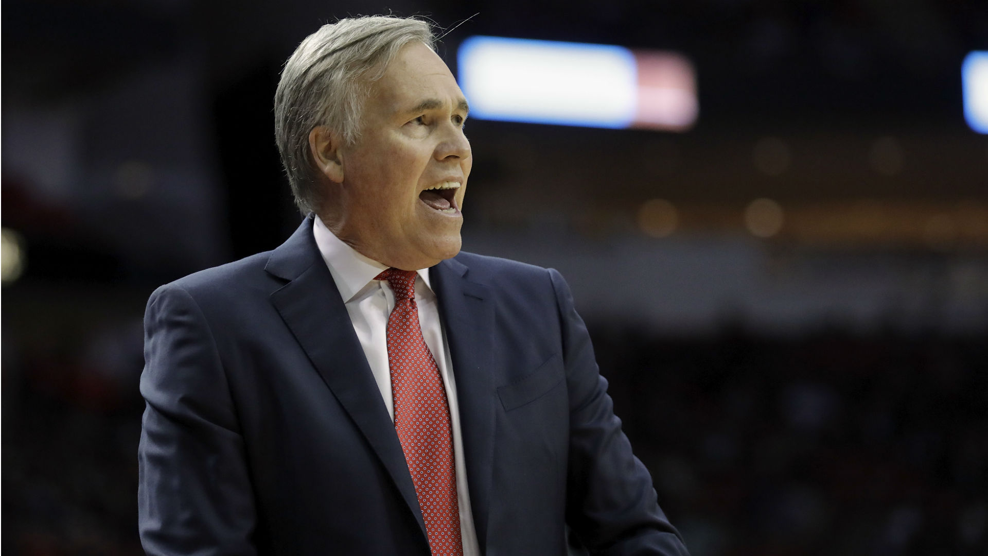 Mike D'Antoni on Rockets' 4-6 start: 'Our offense is anemic'