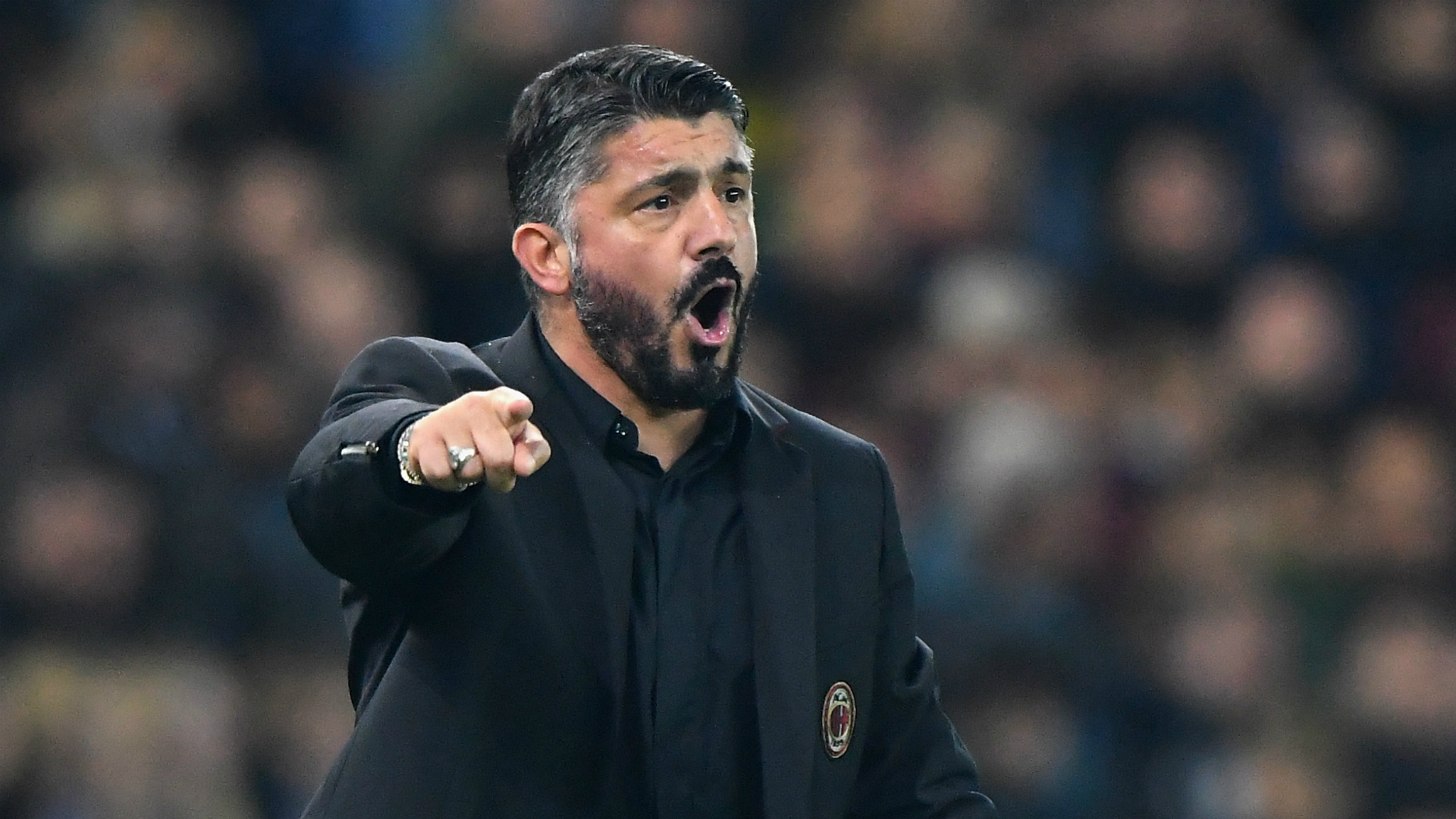 Gattuso still in the dark over AC Milan future