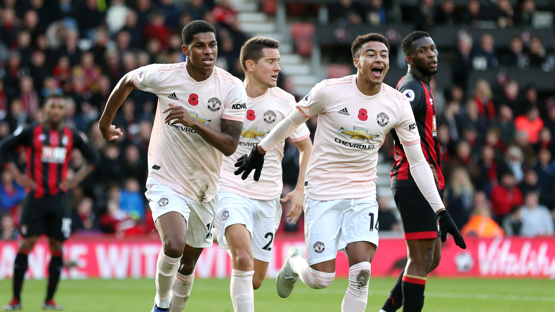 Lingard: I believe in this Manchester United team