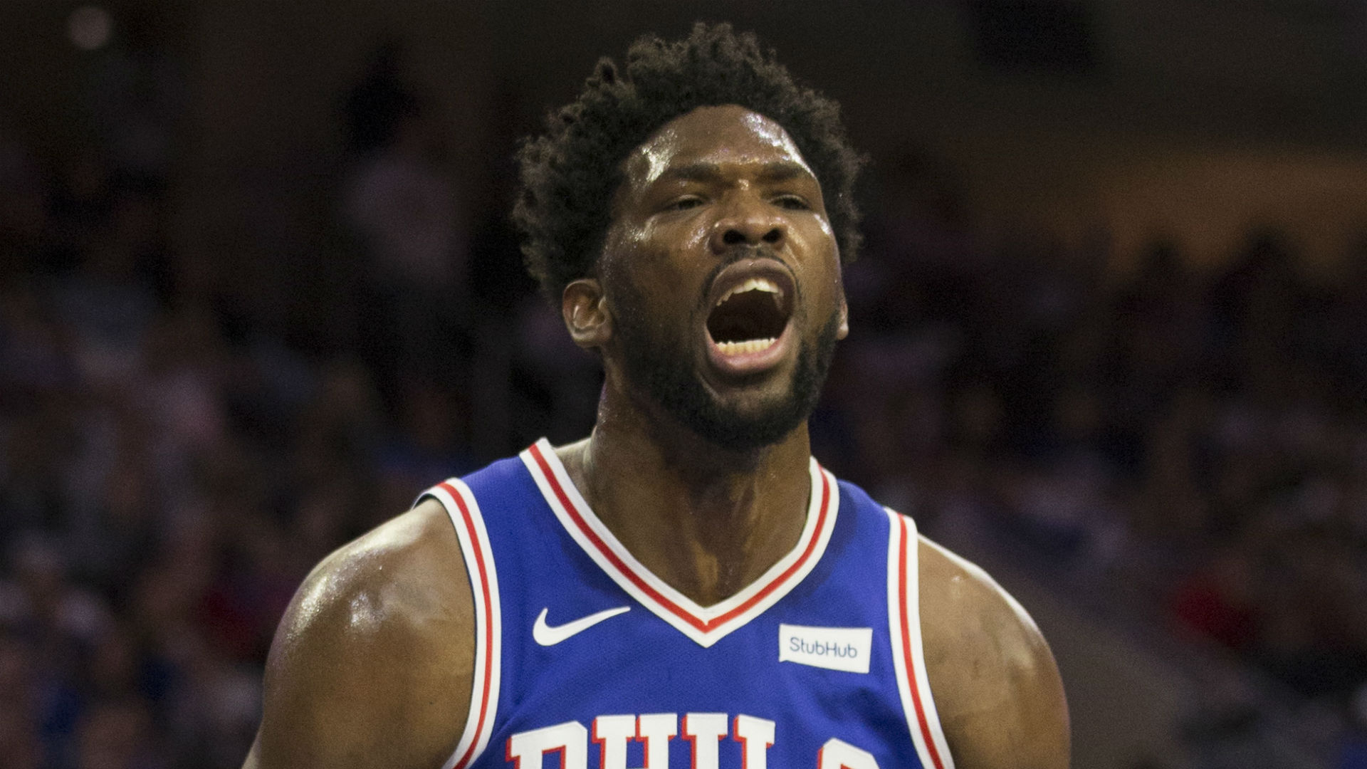 Joel Embiid: They call me 'Clutch' for a reason
