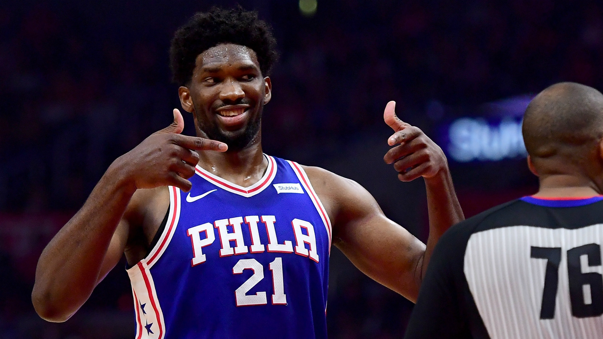 NBA wrap: Joel Embiid, 76ers blow big lead, rally for overtime win over Hornets