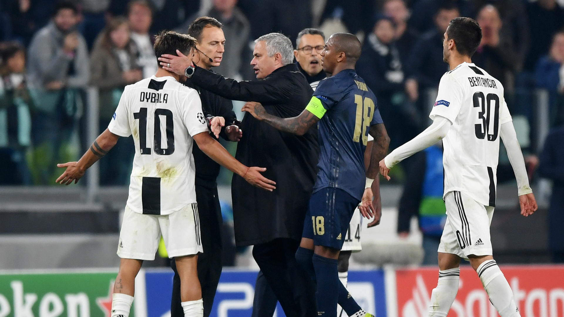 If you tease a lion, it will roar - Spalletti understands Mourinho's Juve taunt