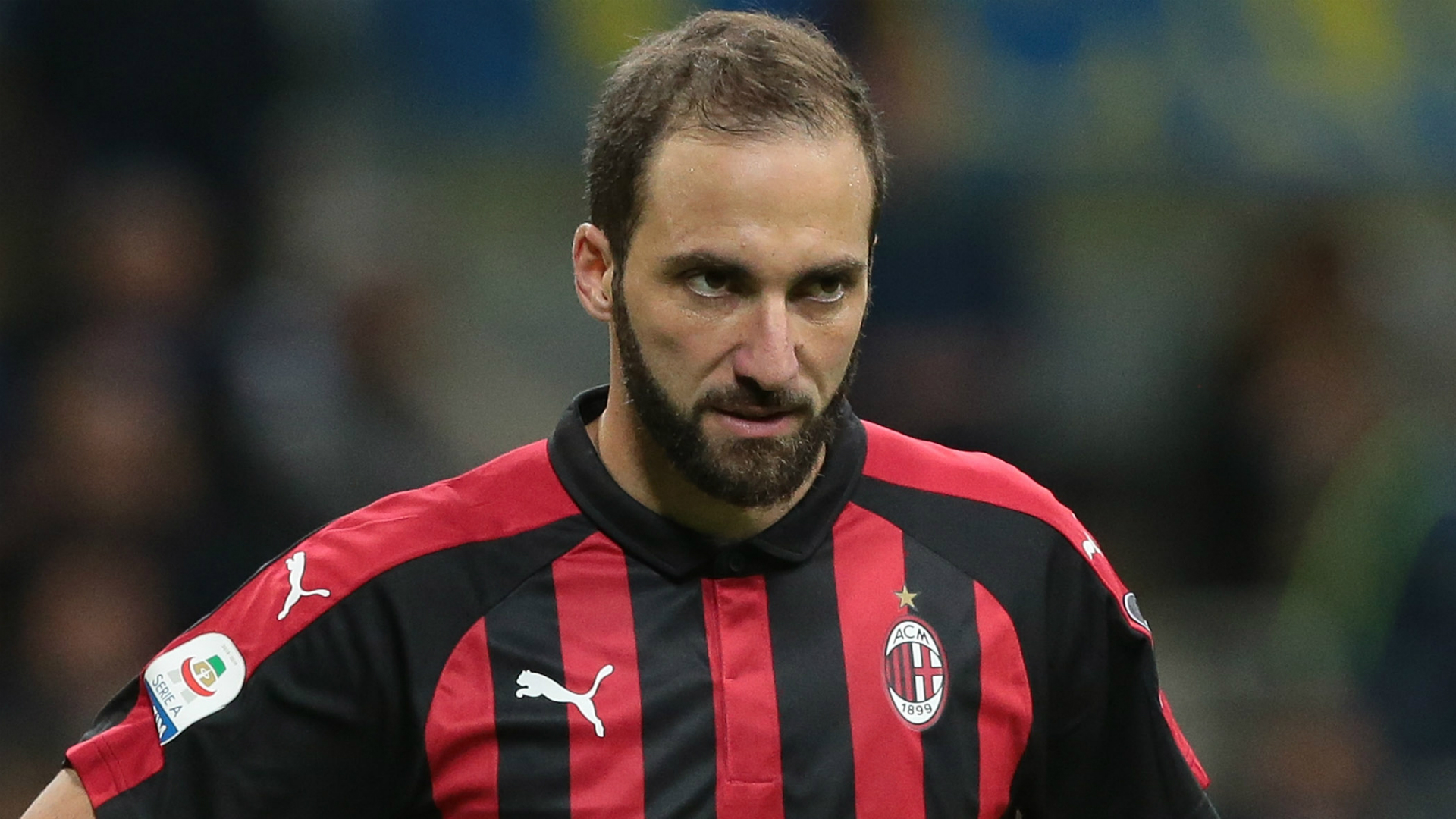 AC Milan striker Higuain fit to face parent club Juventus