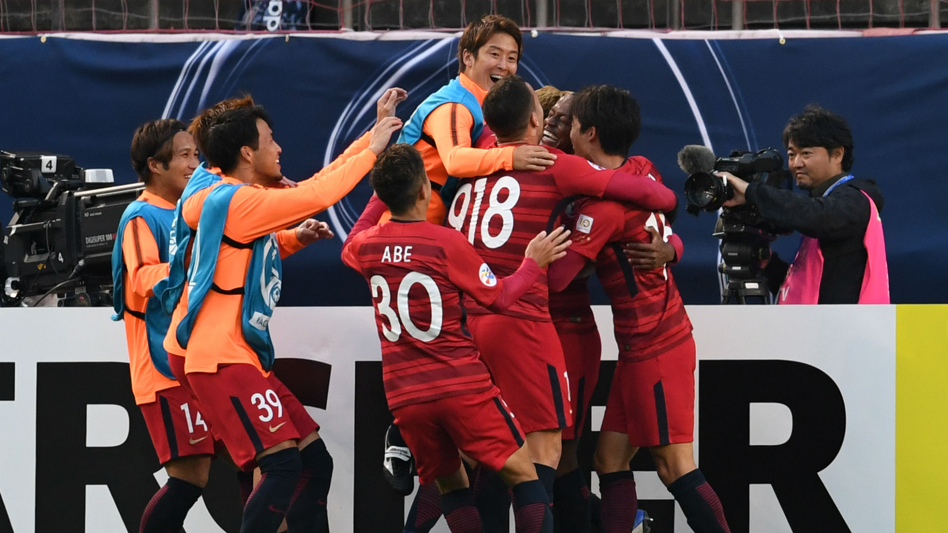 Persepolis 0 Kashima Antlers 0 (0-2 agg): Visitors dig in for Champions League triumph