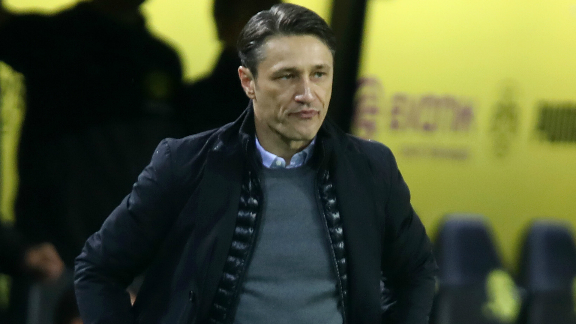 Bayern's Kovac satisfied despite losing 'fantastic' Klassiker
