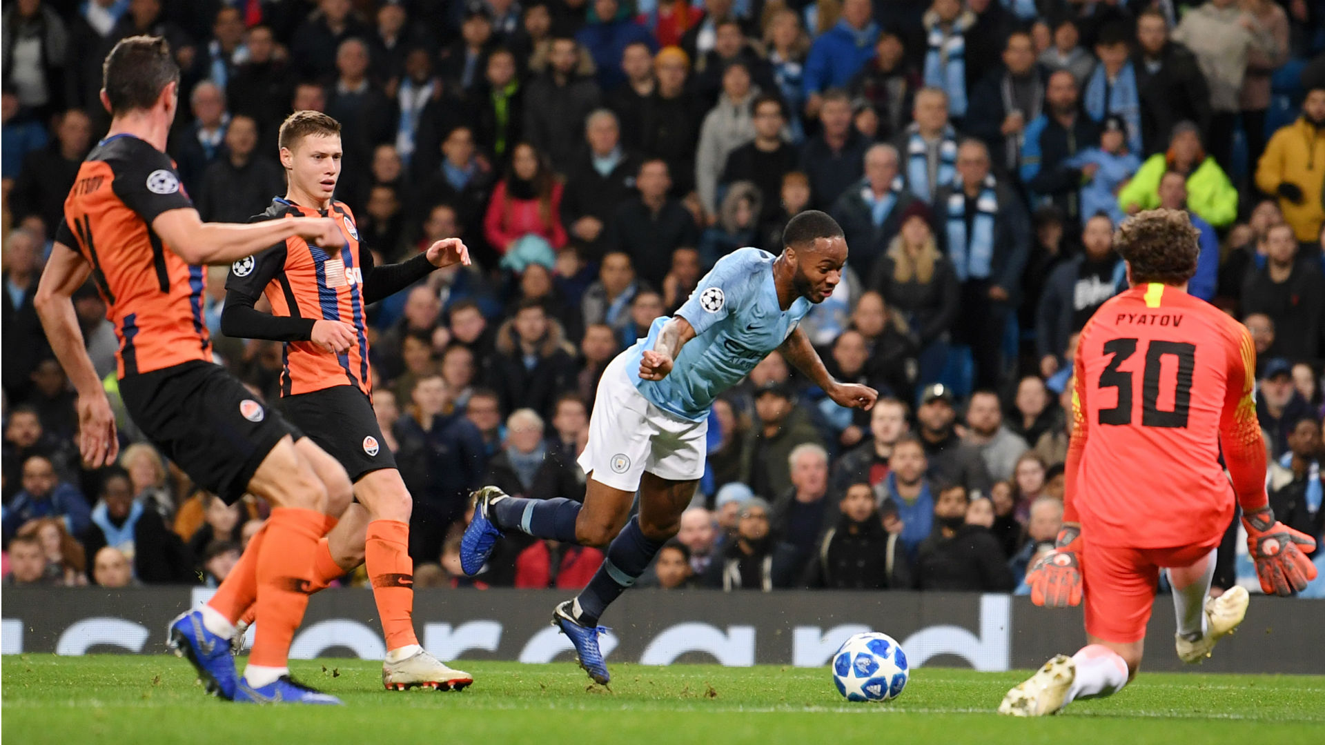 Guardiola defends 'incredible' Sterling