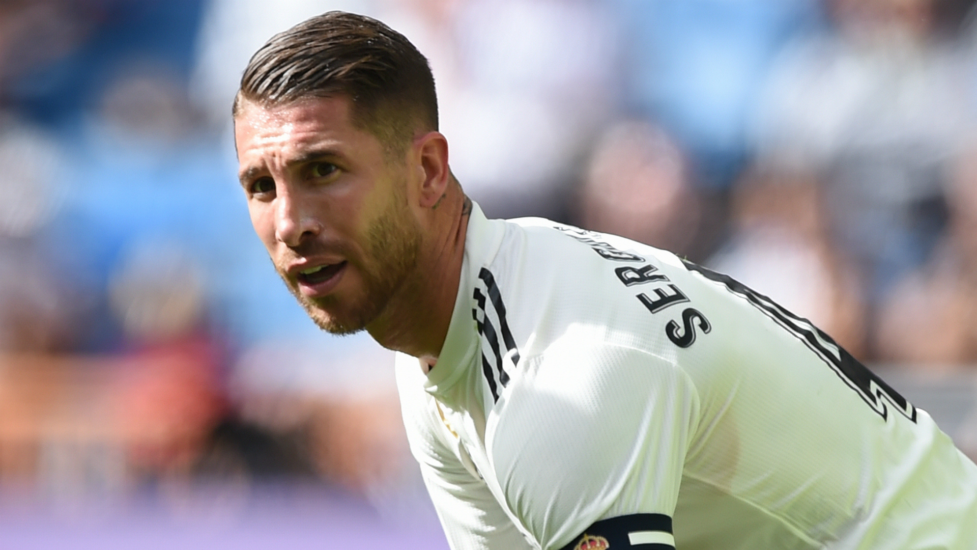 Ramos refuses to retaliate after Lovren jibe